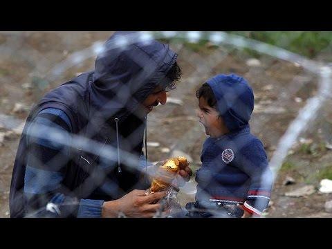 Το euronews στην Ειδομένη: «Οι πρόσφυγες χρειάζονται μία απάντηση, χρειάζονται ελπίδα»