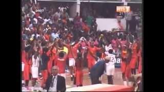 Afrobasket 2013-Dames: les Angolaises encore sur le toît de l'Afrique