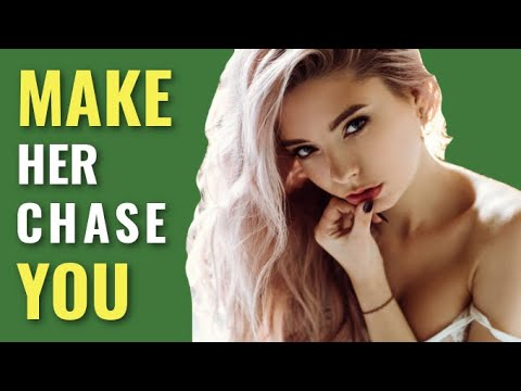 10 Body Language Tricks to Make Her Chase You - How to Attract Girls Without Talking to Them