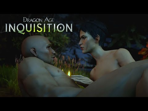 Dragon Age Inquisition: All Romance/Sex Scenes Male Inquisitor