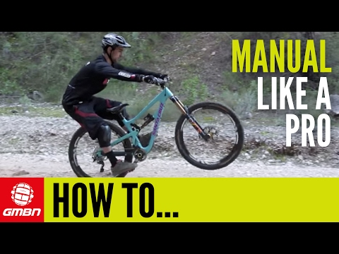 How to manual like a pro