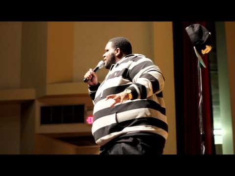 Ronnie Jordan pt 2 @KING CHAPEL Homecoming Phat Comedy Show