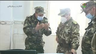 جيش / افتتاح مركز الخدمة الوطنية بجانت