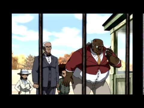 Boondocks Season 1 Episode 1 - Uncle Ruckus Code Black