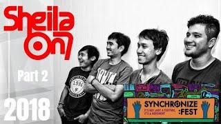 Video Sheila On 7, Synchronize Fest 2018 MP3, 3GP, MP4, WEBM, AVI, FLV Oktober 2018