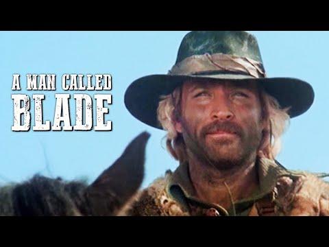 A Man Called Blade | SPAGHETTI WESTERN | Cowboy Movie | Wild West | English
