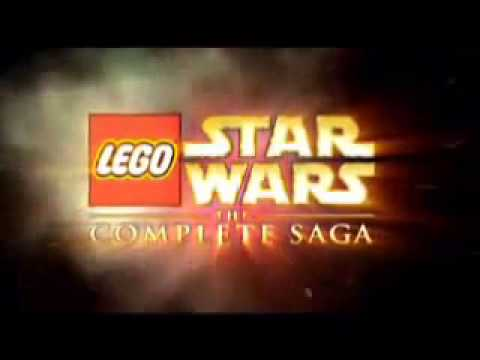трейлер LEGO Star Wars The Complete Saga