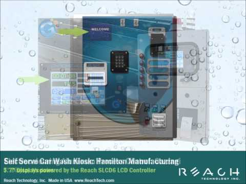 Products Using Reach Technology Display Modules