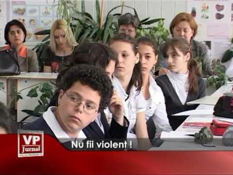 Nu fii violent !