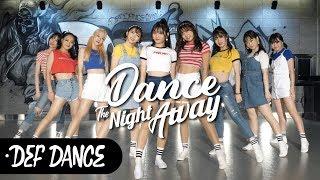 TWICE(트와이스) - Dance The Night Away(댄스더나잇어웨이) 댄스학원 No.1 KPOP DANCE COVER / 데프수강생 월말평가 가수오디션 defdance