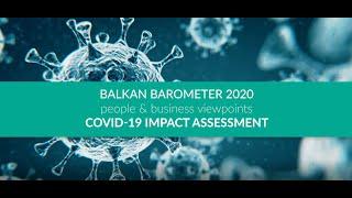 Balkan Barometer - COVID19 pandemic Impact Assessment