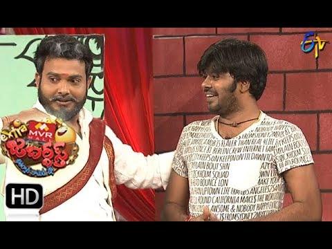 Sudigaali Sudheer Performance | Extra Jabardasth| 3rd November 2017