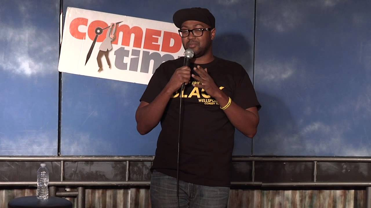 Comedy Time - Stand Up Comedy by Mateen Stewart – Drizzy Fake
