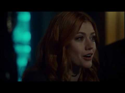 Alec Hugs Clary After She Tells Him About The Wish! - Shadowhunters 3x07 'I Would've Done The Same!
