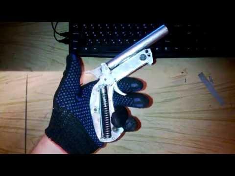 Стреляющие устройства своими руками 43