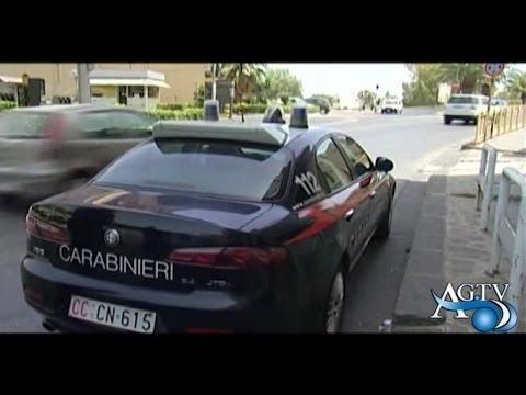 Controllo del territorio da parte dei carabinieri