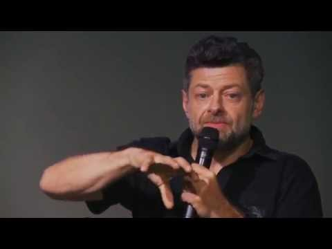 Andy Serkis - Andy Serkis talks about his new film Dawn of the Planet of the Apes. In this sequel to 2011's Rise of the Planet of the Apes, Andy reprises his role as Caesar.