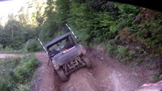 10. KAWASAKI TERYX AND PIONEER 1000-5 TACKLE TOUGH OUTLAW TRAILSIONX0022