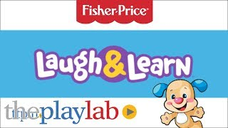 Laugh & Learn toys from Fisher-Price