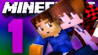 CRAZY CRAFT IS BACK! (Minecraft Modded: CRAZY CRAFT with Mitch and Rob!) Episode 1