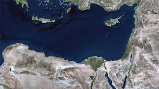 Political and Economic Competition in the Eastern Mediterranean