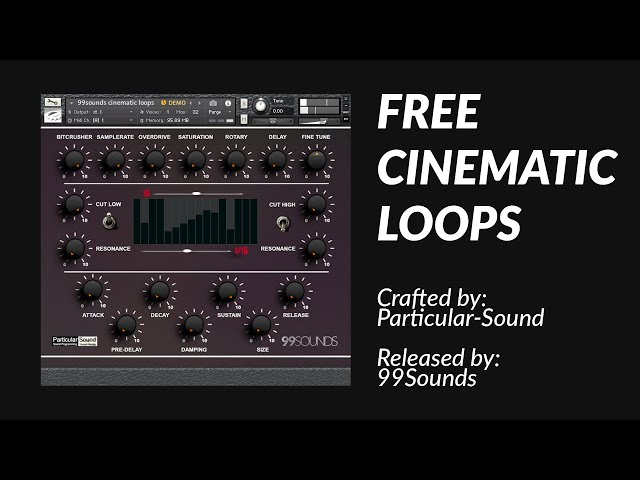 Free Cinematic Loops (Sound Effects Library)