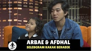 Video ARBAE & AFDHAL, SELEBGRAM KAKAK BERADIK | HITAM PUTIH (11/01/18) 2-4 MP3, 3GP, MP4, WEBM, AVI, FLV September 2018