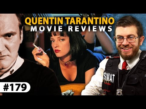 QUENTIN TARANTINO Movie Reviews --