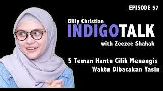 Video 5 Teman Hantu Cilik Menangis Waktu Dibacakan Yasin - IndigoTalk #57 MP3, 3GP, MP4, WEBM, AVI, FLV September 2018