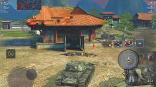 KV-2's make me nervous. Sorry for the mobcrush video glitches.