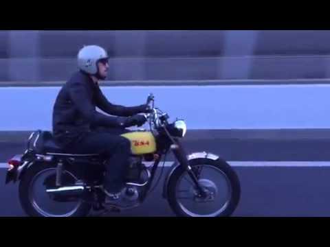 1968 BSA VICTOR-1 видео