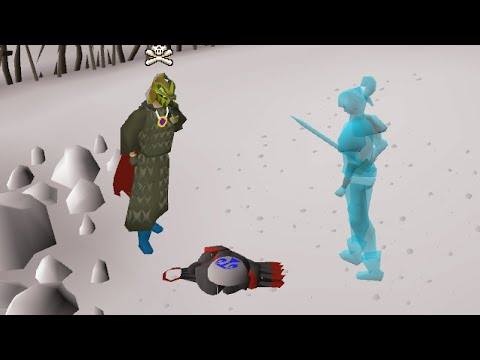 The wilderness has another gold mine for PKing noobs