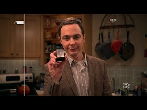 The Big Bang Theory - 9x07 - Penny & Leonard Find Out That Sheldon Was Going To Propose To