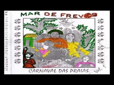 Hinos de Blocos de Cabedelo PB Mar de Frevos Carnaval das Praias