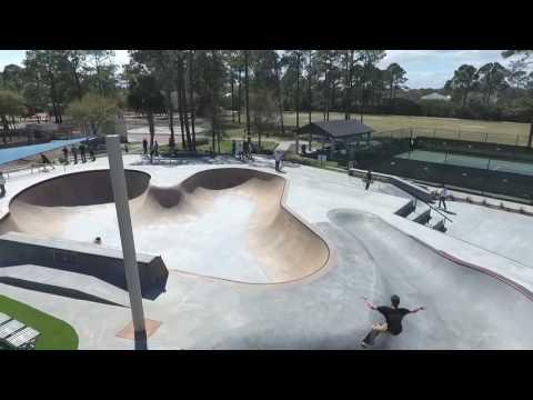 jax beach skatepark