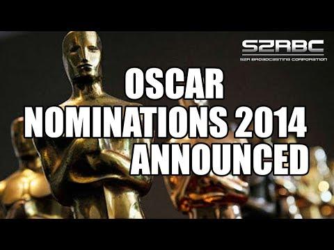 Oscar Nominations 2014 Announced