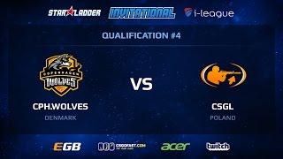 CPH Wolves vs CSGL, game 2