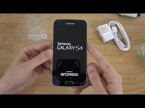 samsung galaxy s5 unboxing and first look como desbloquear un