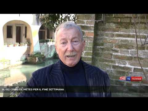 14/02/2020 | IL METEO PER IL FINE SETTIMANA
