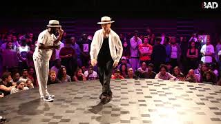 Ness vs Fire Bac – Battle BAD 2k17 LEGEND POPPING SEMI FINAL