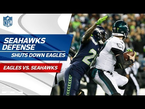 Video: Seattle's Defense Shuts Down High-Flying Philly Offense! | Eagles vs. Seahawks | Wk 13 Player HLs