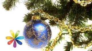 Новогодний декор: выбираем искусственную елку, елочные игрушки, мишуру и гирлянды