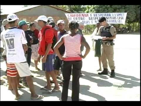 Exploração das riquezas do vale em Itinga - Retrospectiva 2011.VOB