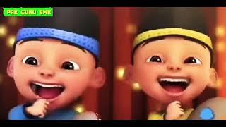 Takbiran Idul Adha Versi Upin dan Ipin!!! Full HD