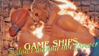 reblog: http://forsakenwitchery.tumblr.com/post/161067735542/i-dont-wanna-live-forever-game-ships-the vid f.a.q.: http://forsakenwitchery.tumblr.com/vid-faqгруппа вконтакте: http://vk.com/forsaken.witcheryask: http://ask.fm/forsakenwitchery instagram: http://instagram.com/forsakenwitchery deviantart: http://forsakenwitchery.deviantart.com/ back-up: http://www.youtube.com/user/ForsakenWitchery______________________________________song: https://www.youtube.com/watch?v=GLWnfgLgUqQcoloring: mineLet's be real here, I was going to vid my game ships sooner or later. Some I had to exclude because they seemed off for this vid (like Warren and Max or Josh and Sam), some just don't have enough to work with (it kills me the Outsider and Emily aren't in this, I'm crazy about them! But ah well)Anyway, I'm surprisingly glad with how this turned out.Ships (in order of appearance):Nathan Drake x Elena Fisher (Uncharted 1-4)Geralt of Rivia x Triss Merigold (The Witcher 3: Wild Hunt)Jaal Ama Darav x fem!Ryder (Mass Effect: Andromeda)Arno Dorian x Elise de la Serre (Assassin's Creed: Unity)Bruce Wayne x Selina Kyle (Telltale's Batman)Avallac'h x Ciri (The Witcher 3: Wild Hunt)Rhys x Fiona (Tales From the Borderlands)Kaidan Alenko x fem!Shepard (Mass Effect 3)Iron Bull x fem!Lavellan (Dragon Age: Inquisition)______________________________________Copyright Disclaimer Under Section 107 of the Copyright Act 1976. Made for non-profit reasons. I only own the editing.