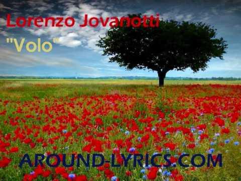 , title : 'Jovanotti - Volo'