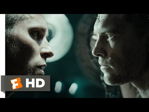 Terminator Salvation (8/10) Movie CLIP - Real Flesh and Blood (2009) HD