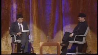 Video Rowan Atkinson - Interview with Elton John MP3, 3GP, MP4, WEBM, AVI, FLV Oktober 2018