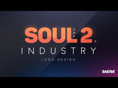"Swerve Graphic Design: Speed Art | ""Soul Cal 2″ Logo design Illustration by Swerve Designs"