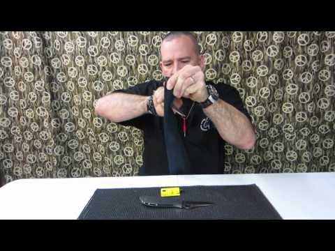 Best Knife Edges for Cutting Seat Belts